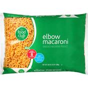 Food Club Elbow Macaroni