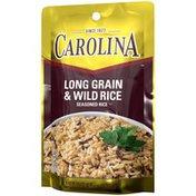 Carolina Long Grain & Wild Rice Mix Seasoned Rice