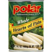 Polar Hearts of Palm, Whole