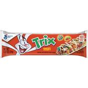 Trix Treats, Fruit Flavor, Fruity Shapes