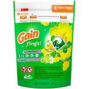 Gain Liquid Laundry Detergent Pacs, Original