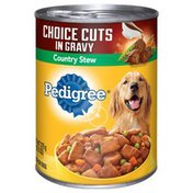 Pedigree Choice Cuts In Gravy With Country Stew Wet Dog Food