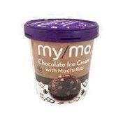 My Mo Chocolate Ice Cream With Mochi Bits