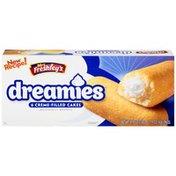 Mrs. Freshley's Creme Filled Cakes Vanilla Dreamies