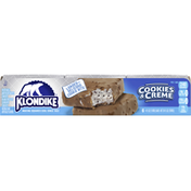 Klondike Ice Cream Bars, Cookies & Creme