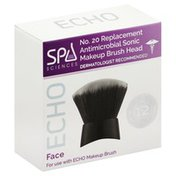 Spa Sciences Antimicrobial Sonic Makeup Brush Head, No. 20 Replacement