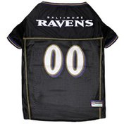 Pets First Extra Extra Large NFL Baltimore Ravens Mesh Dog Jersey
