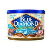 Blue Diamond Almonds, Roasted Salted