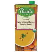 Pacific Organic Creamy Moroccan Sweet Potato Soup