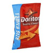 Doritos Chips Family Size Nacho Cheese Tortilla Chips