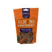 Almond Brothers Orange Almond With Cayenne Pepper