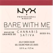 NYX Professional Makeup Jelly Cheek Color, Sugar Babe BWMCJ01