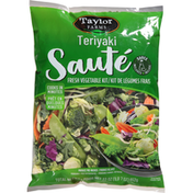 Taylor Farms Fresh Vegetable Kit, Teriyaki, Saute