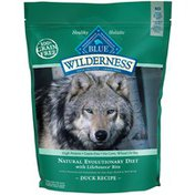 Blue Wilderness Duck With Sweet Potatoes Adult Dry Dog Food