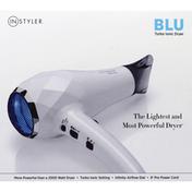 In Styler Dryer, Blu, Turbo Ionic