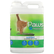 Paws Happy Life Clumping Cat Litter, Scented