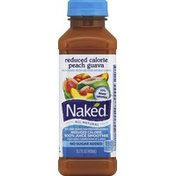 Naked 100% Juice Smoothie, Reduced Calorie Peach Guava
