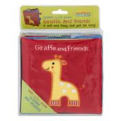 Barron's Cloth Book Giraffe and Friends