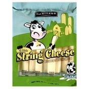 American Heritage Mozzarella String Cheese