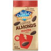 Blue Diamond Almonds Mocha Coffee Almonds