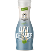 Califia Farms Oat Creamer Unsweetened