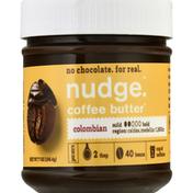 nudge. Coffee Butter, Gluten Free, Mild, Colombian