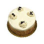 Cannoli Triple Layer Cake