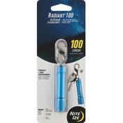 Nite Ize Keychain Flashlight, 100 Lumens