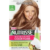 Nutrisse Permanent Haircolor, Dark Blonde 7