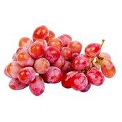 Organic Red Seedless Grapes Bag