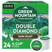 Green Mountain Coffee Roasters Double Diamond K-Cup Pods