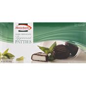 Manischewitz Peppermint Patties, Dark Chocolate