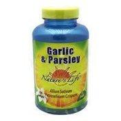 Nature's Life Garlic & Parsley