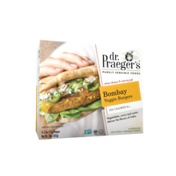 Dr. Praeger's Purely Sensible Foods Bombay Veggie Burgers - 4 CT