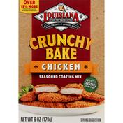 Louisiana Fish Fry Products Seasoned Coating Mix, Chicken