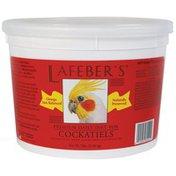 Lafeber's Premium Daily Diet For Cockatiels