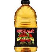 Musselman's Premium Plus Apple with Calcium 100% Juice