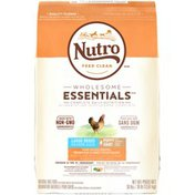 NUTRO Large Breed Puppy Chicken, Whole Brown Rice & Sweet Potato Recipe Dog Food
