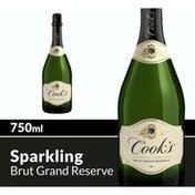 Cook's California Champagne California Champagne Brut Grand Reserve White Sparkling Wine