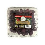 Rainforest Alliance Certified Farms Red Seedless Grapes Clamshell