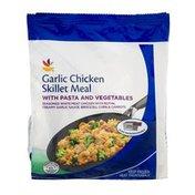 SB Garlic Chicken Skillet Meal