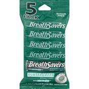 Breath Savers Mints, Sugar Free, Wintergreen