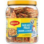 Unbranded Maggi Chicken Flavor Bouillon Hard Tablets