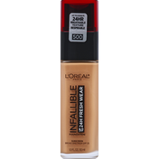 L'Oreal Infallible Fresh Wear Foundation 500 Honey Bisque