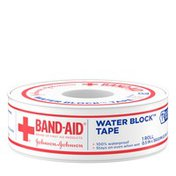 Band-Aid Brand Of First Aid Products Water Block Waterproof Tape