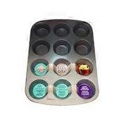 BYB 12 Cup Regular Muffin Pan