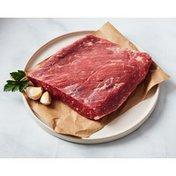 Boneless USDA Choice Natural Beef Brisket Flat