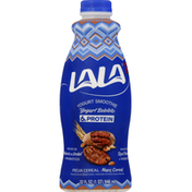 LALA Pecan Cereal Yogurt Smoothie with Probiotics