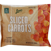 Lowes Carrots, Sliced