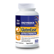 Enzymedica GlutenEase 2X Critical Care Gluten Digestion Caplets